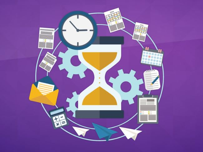 Time Clock software