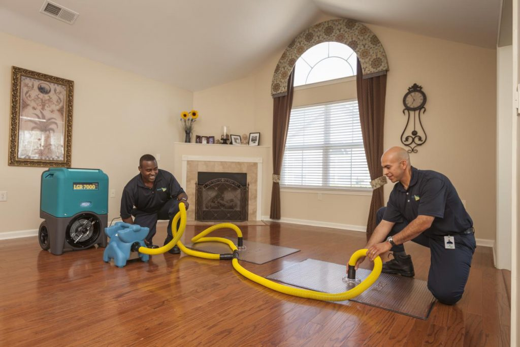 24-hour emergency water damage services snell va